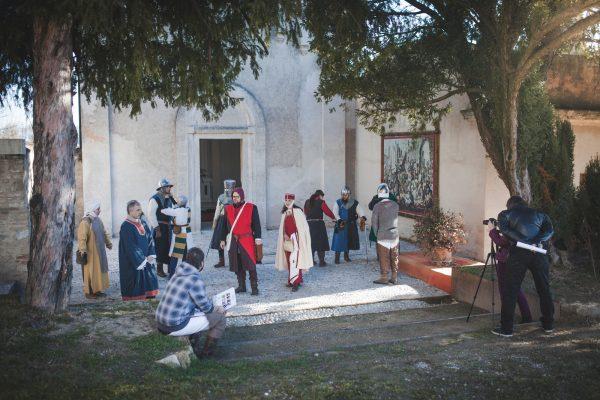 La maledizione di Cunizza da Romano Photo: Anna Karnutsch