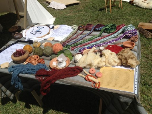 lana e passamanerie