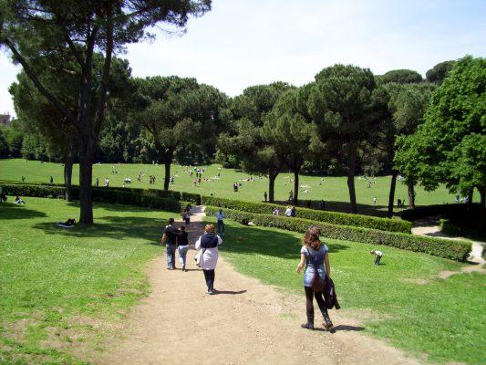 Roma, Villa Ada