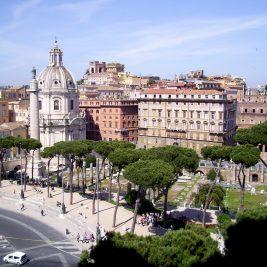 Roma, alla (ri)scoperta delle vie francigene