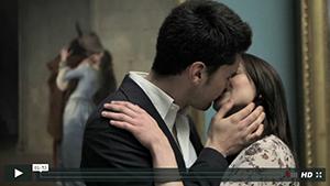 Milano città dei baci