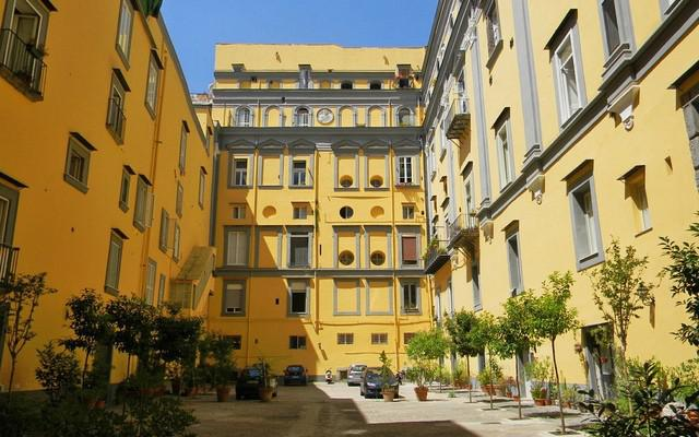 Napoli. Foto di Luisa Fucito.