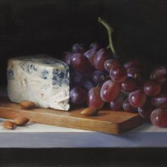 Cindy Procious, Grapes and Gorgonzola-(www.cindyprocious.com)
