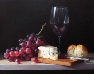 Cindy Procious - Wine Cheese and Fruit (www.cindyprocious.com)