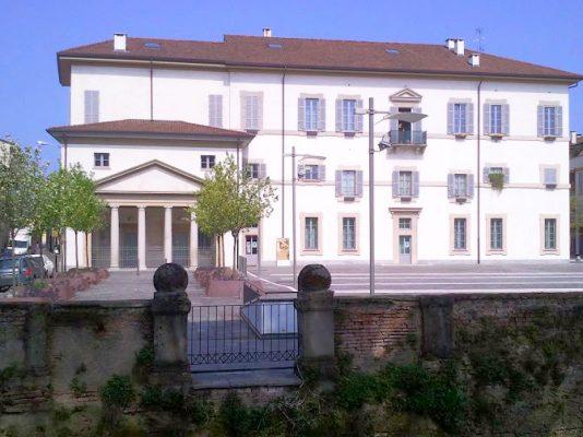 Palazzo Pirola Gorgonzola foto di Cristina Ascone