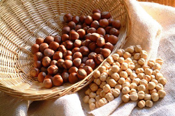 Nocciola di Giffoni I.G.P - Foto dal sito ufficiale: www.igpnoccioladigiffoni.it