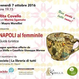 """Presentazione della guida turistica """"Napoli al femminile"""""""