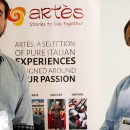 NF-EXPO 2016: l'esperienza di Artès all'interno dello Startup Village