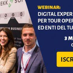Digital experience solutions: un webinar con Trekksoft