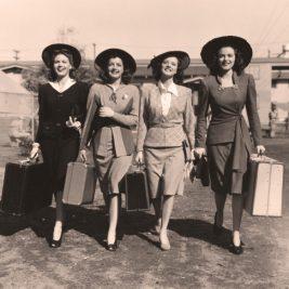 Donne con la valigia: quando a viaggiare sono proprio loro