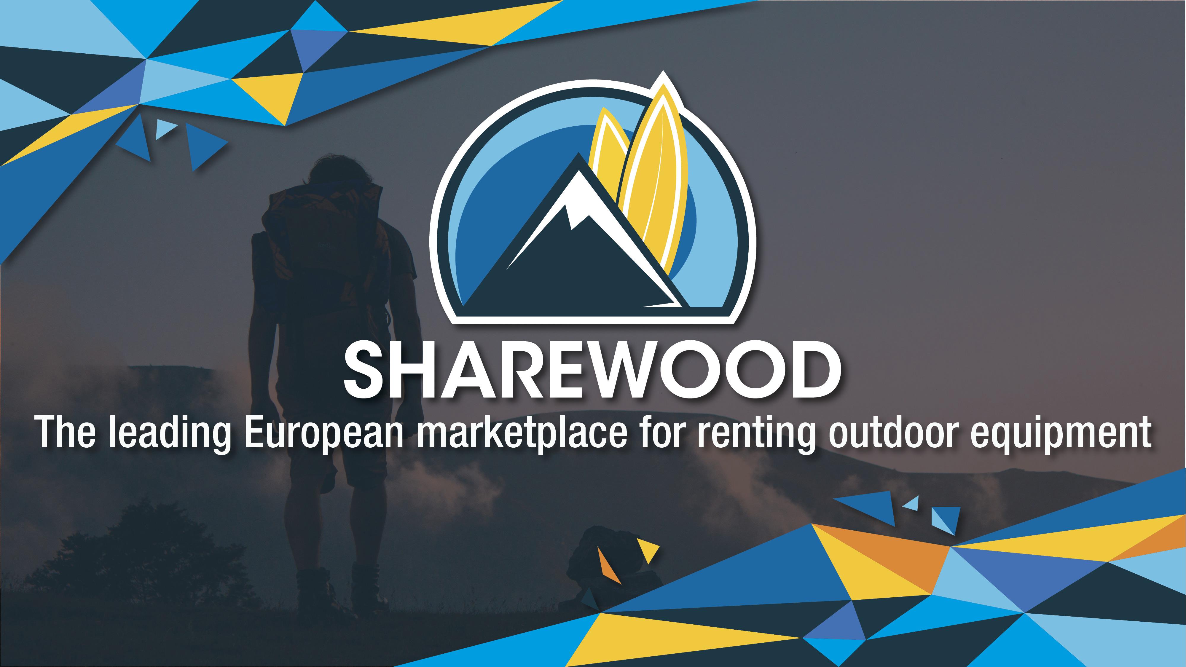 SHAREWOOD - Il noleggio di attrezzatura sportiva