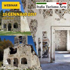 Webinar: Turismo esperienziale e restauro, connubio perfetto per salvare il patrimonio artistico