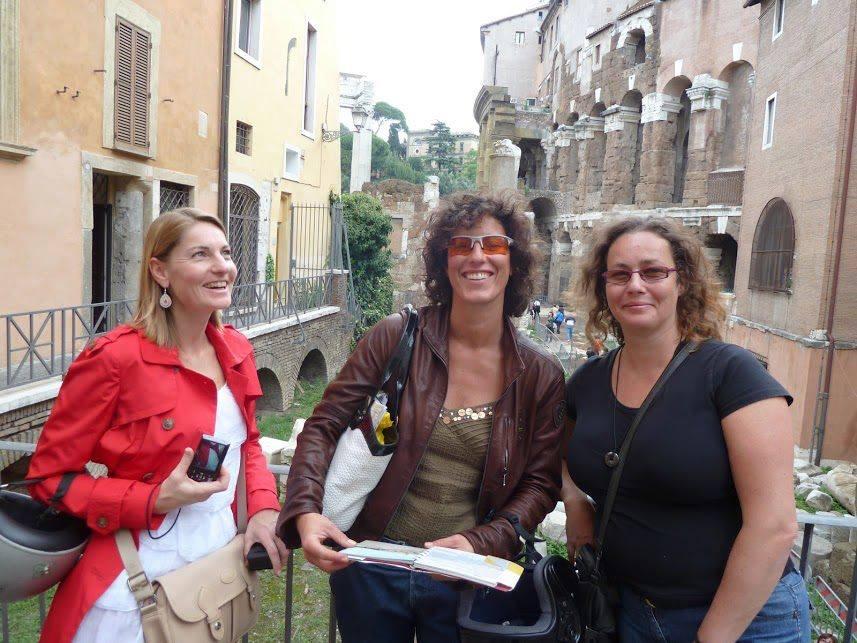Susanna Milani e il turismo esperienziale Roma